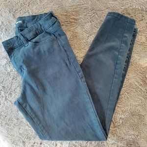 Joe Fresh Dark Blue Ankle Pants